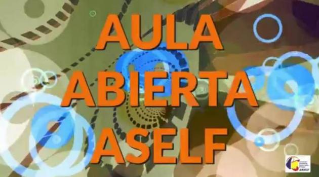 Nuevo Programa TV ´Aula abierta ASELF´