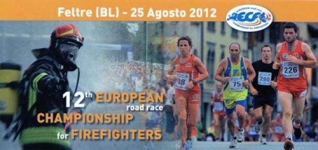 12º Campeonato Europeo de Carrera Pedestre en Italia