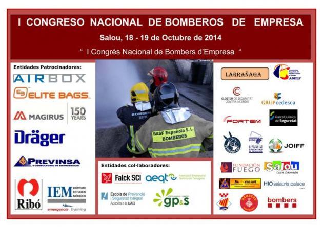 I Congreso Nacional de Bomberos de Empresa