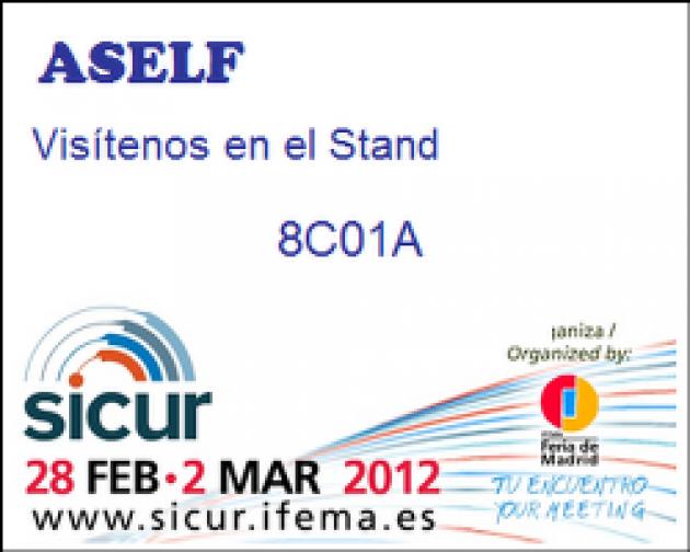 ASELF participa en SICUR 2012