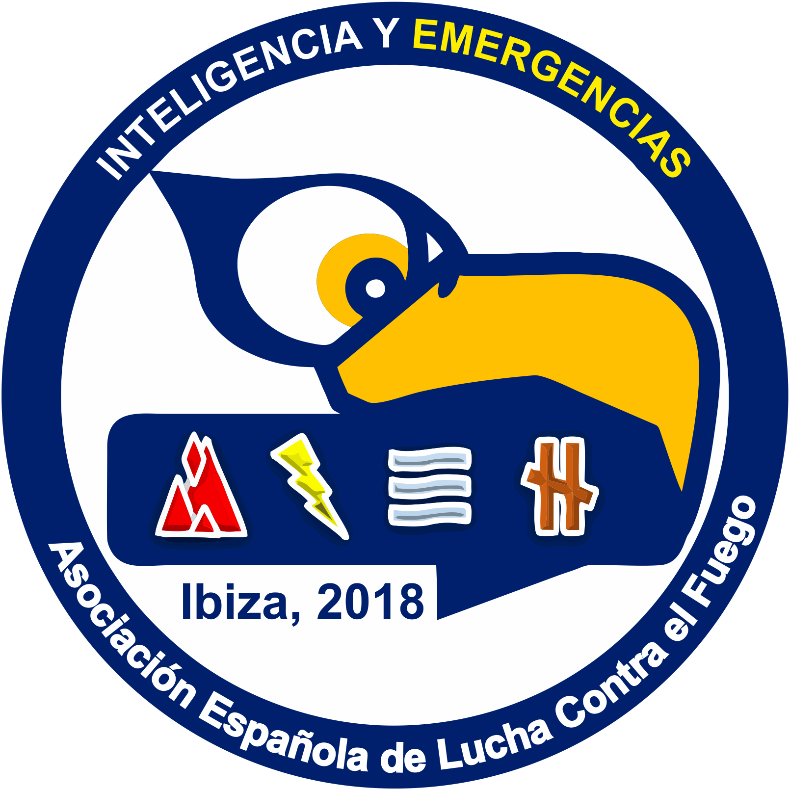 INTELIGENCIA Y EMERGENCIAS IBIZA 2018