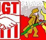 Logo UGT Bombers Catalunya