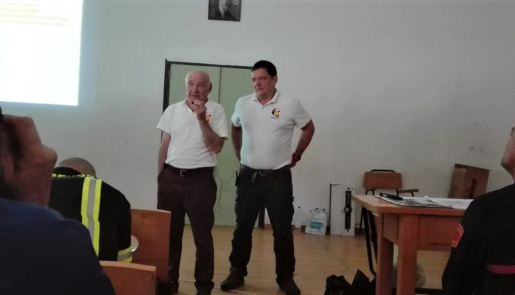 José Luis Martínez y José Luis Legido