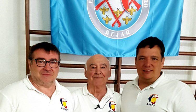 Foto representantes de ASELF