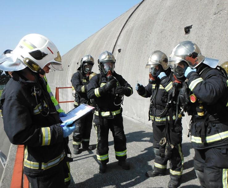 Curso Intervención De Incendios En Túneles Descuento Para