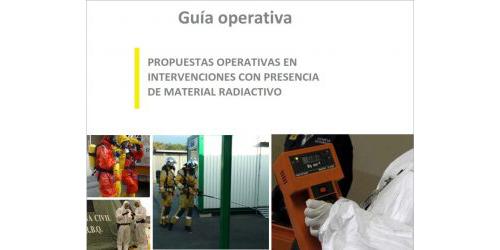 GUIA OPERATIVA RIESGO RADIOLÓGICO